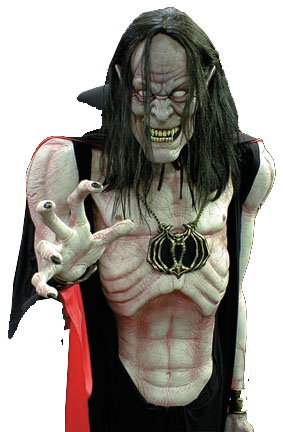 Costumes For All Occasions MA64 Stalkaround Ultra Vampire