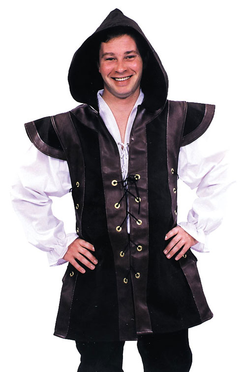 Renaissance Costume - Costumes For All Occasions MA792 Renaissance Vest Male