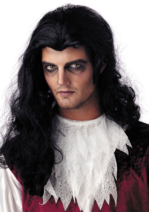 Vampire Costume - Costumes For All Occasions MR177005 Wig Vampire Nightmare Male