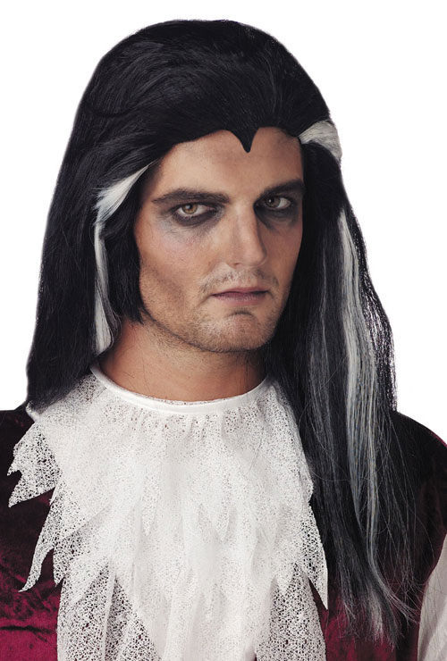 Vampire Costume - Costumes For All Occasions MR178011 Wig 18 Inch Long Vampire