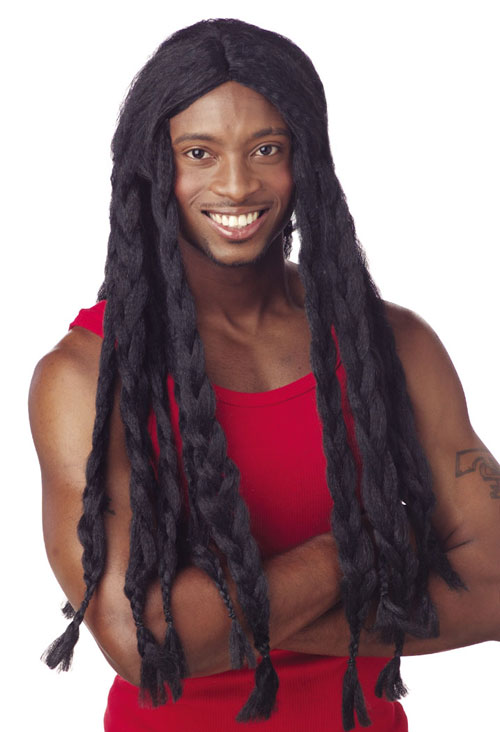 Costumes For All Occasions MR179009 Wig Rasta