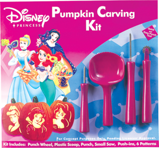 Disney Costumes - Costumes For All Occasions PM520211 Carving Kit Disney Princess
