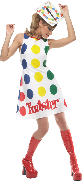 Costumes For All Occasions PM807863 Twister Medium