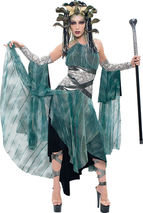 Medusa Costume - Costumes For All Occasions PM808540 Medusa Sm