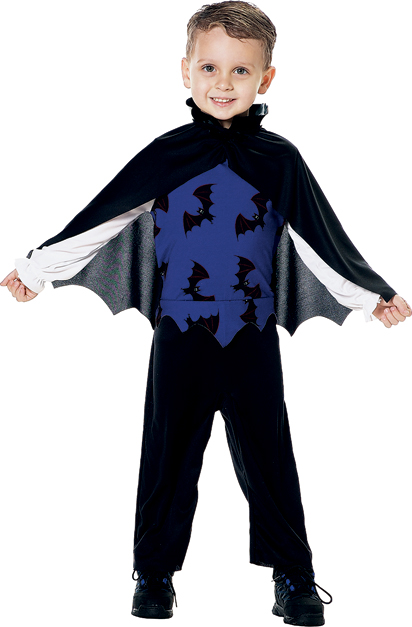 Vampire Costumes - Costumes For All Occasions PM820011 Vampire Med 2 To 4 Toddler