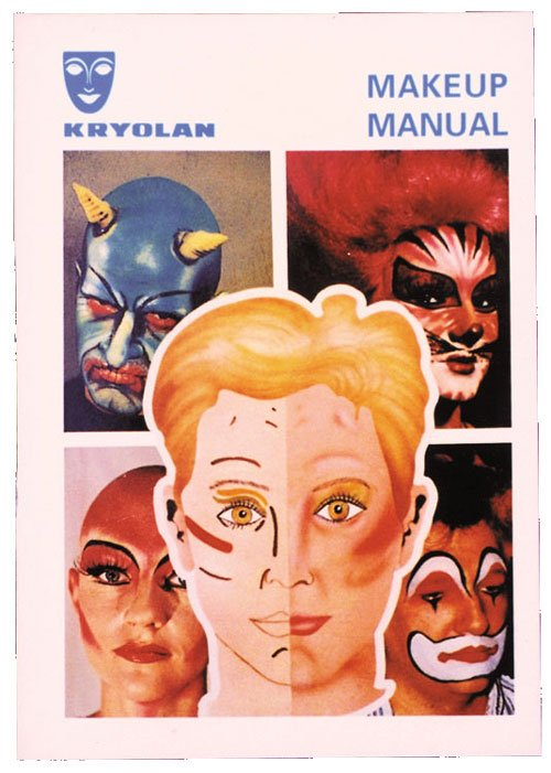 Costume Make Up - Costumes For All Occasions RB169 Kryolan Make Up Manual