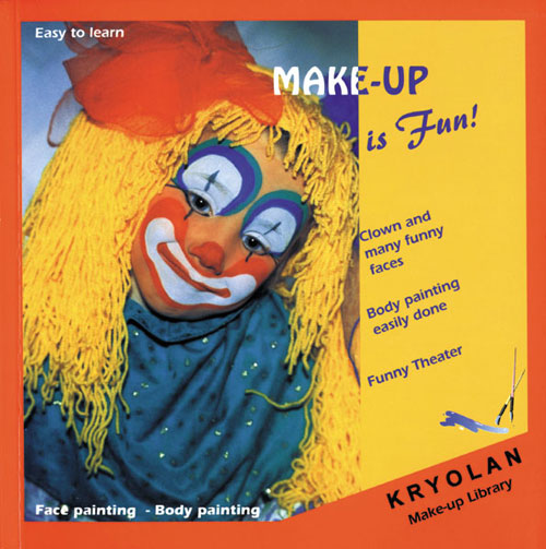 Costume Make Up - Costumes For All Occasions RB170 Make Up Is Fun