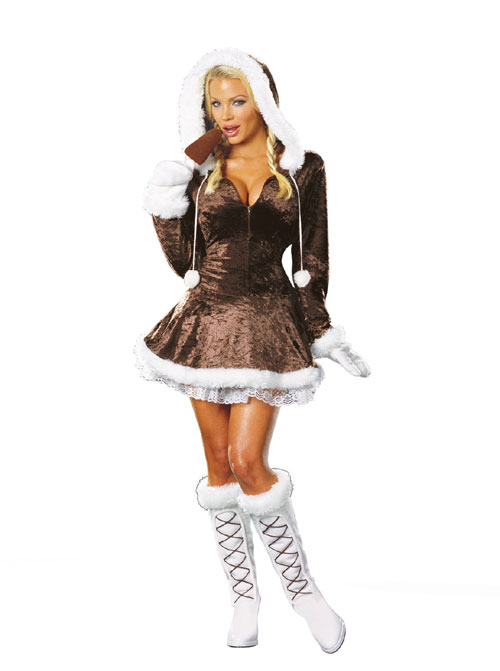 Costumes For All Occasions RL4550LG Eskimo Cutie Large
