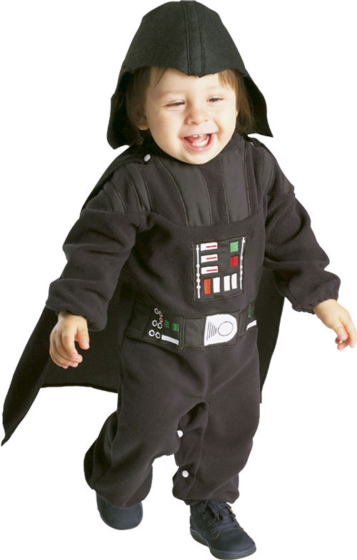 Toddler Costumes - Costumes For All Occasions RU11609T Darth Vader Toddler