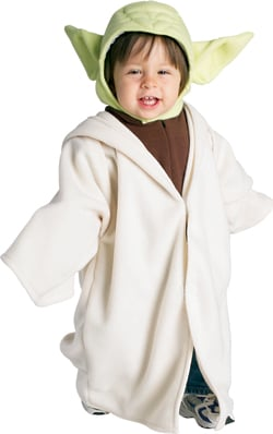 Costumes For All Occasions RU11613T Yoda Infant Toddler