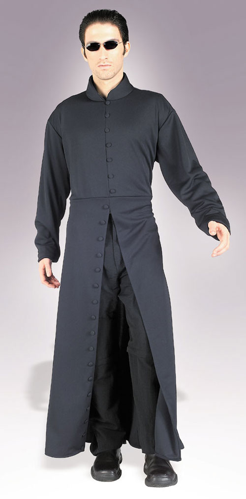 Matrix Costumes - Costumes For All Occasions RU15032 Matrix Neo