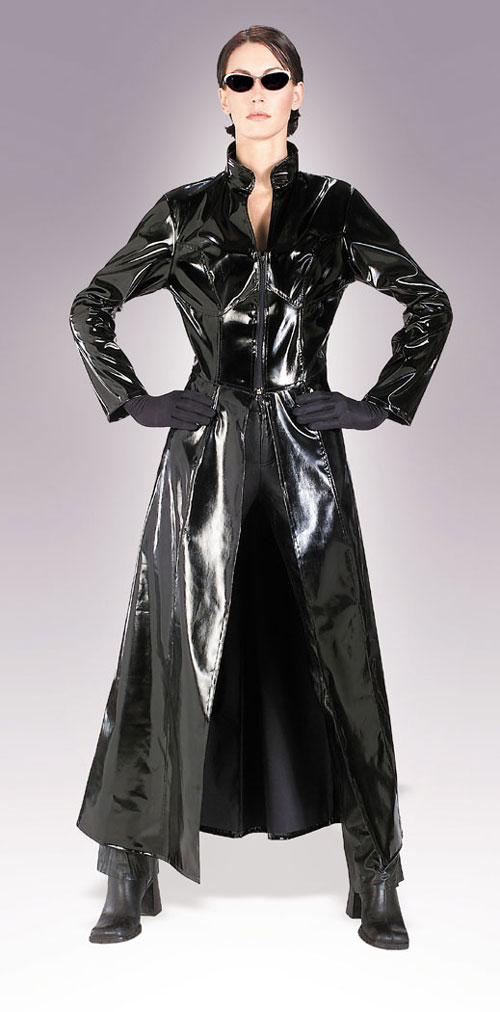 Matrix Costumes - Costumes For All Occasions RU15033 Matrix Trinity