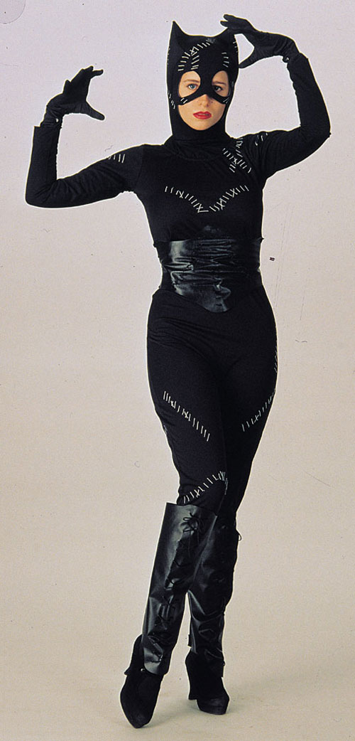 Catwoman Costume - Costumes For All Occasions RU15403 Catwoman Standard Size
