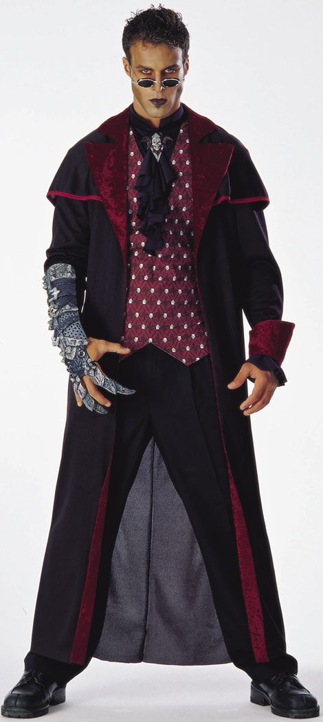 Costumes For All Occasions RU15940 Cain The Vampire Tyrant