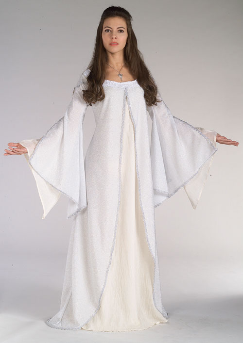 Arwen Costume - Costumes For All Occasions RU16375 Arwen Deluxe