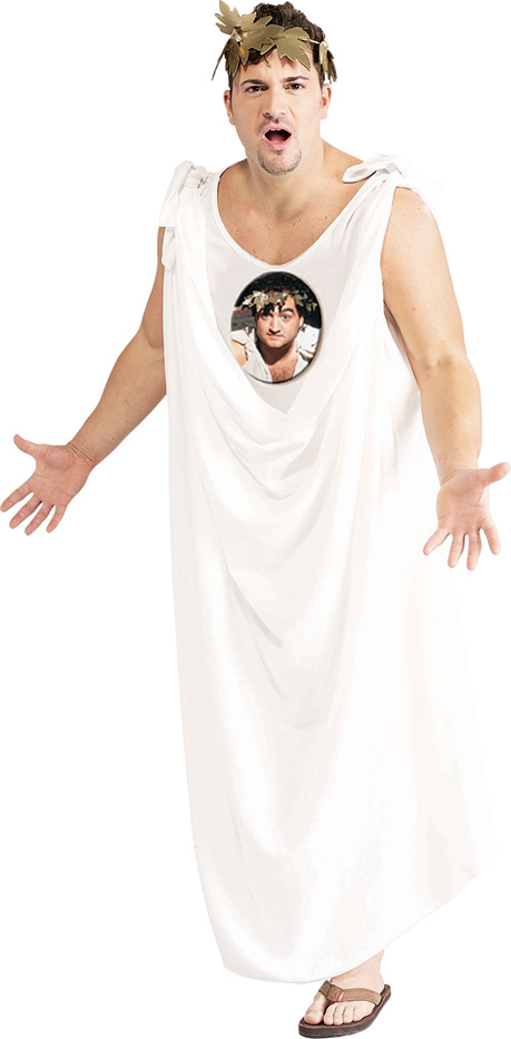 Animal Costumes - Costumes For All Occasions RU16846 Animal House Toga