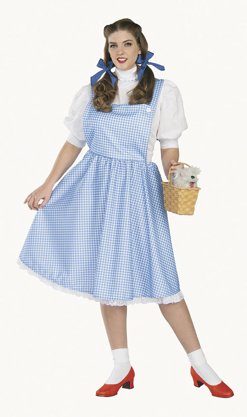 Dorothy Costume - Costumes For All Occasions RU17349 Dorothy Full Cut