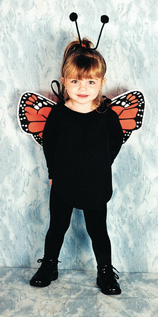 Butterfly Costume - Costumes For All Occasions 13504 Butterfly My 1St Costume