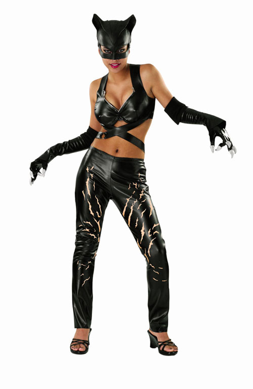 Catwoman Costume - Costumes For All Occasions RU56019LG Catwoman Large