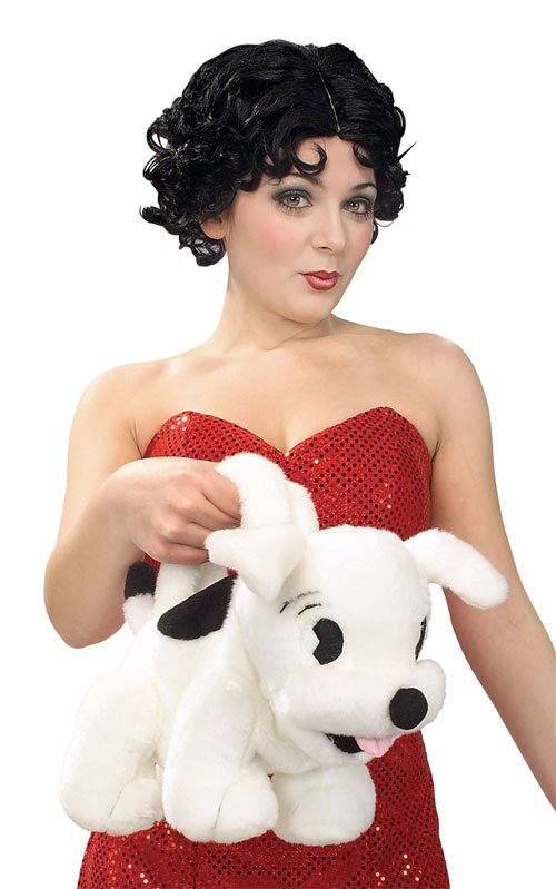 Betty Boop Costume - Costumes For All Occasions RU6582 Betty Boop Purse