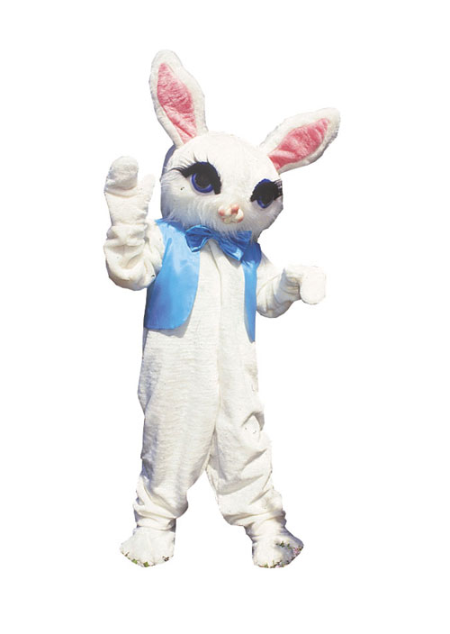 Costumes For All Occasions AL2AP Rabbit Mascsot
