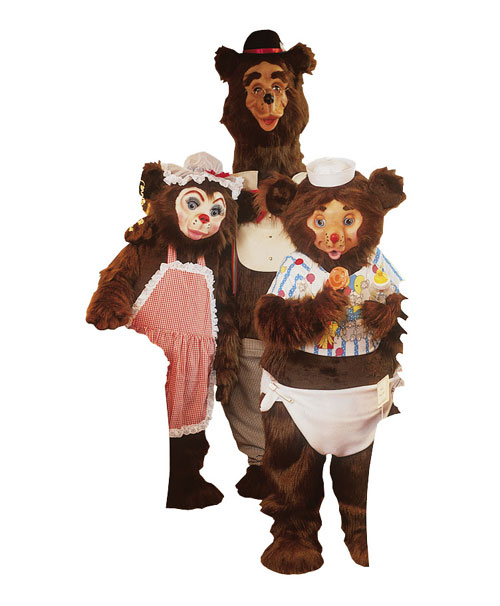 Costumes For All Occasions AL59AP Papa Bear