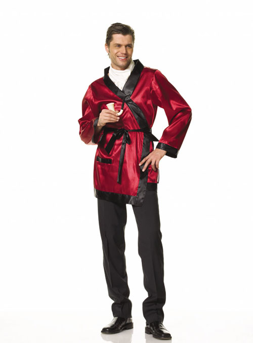 Smoking Jacket - Costumes For All Occasions UA83118 Smoking Jacket Bachelor 1 Size
