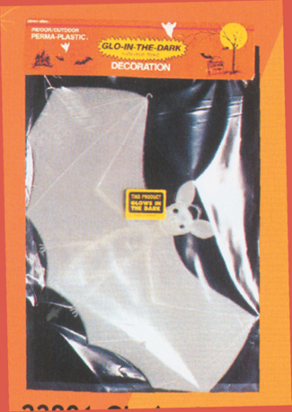Costumes For All Occasions 33801 Bat 18In Plastic Glow