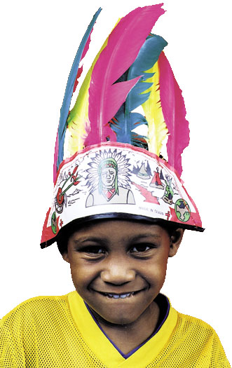 Indian Costume - Costumes For All Occasions BC28 Indian Headdress Child