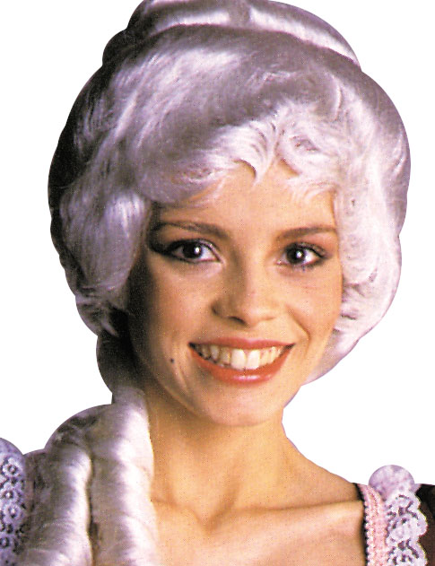 Colonial Costumes - Costumes For All Occasions CA39 Colonial Lady Wig