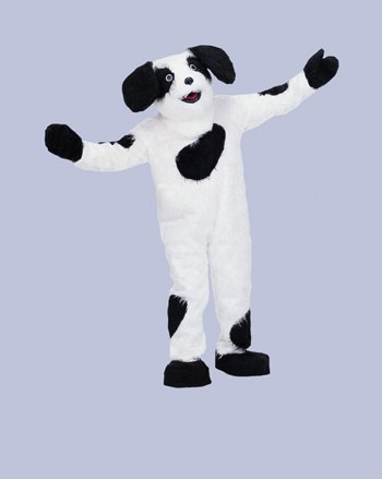 Dog Costumes - Costumes For All Occasions CM69015 Sheep Dog Mascot Complete