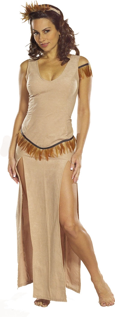 Indian Costume - Costumes For All Occasions CS643LG Indian Maiden Large