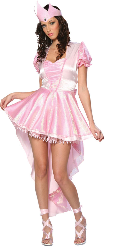 Witch Costume - Costumes For All Occasions CS696XS Glinda Ballerina Witch X Sm