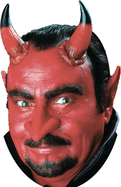 Devil Costumes - Costumes For All Occasions CSWO112 Woochie Devil Horns Large