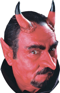 Devil Costume - Costumes For All Occasions CSWO137 Woochie Ear Tips Devil