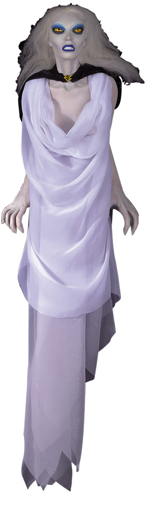 Costumes For All Occasions 86142 Floating Witch White 24Inch