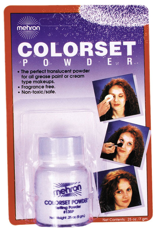 Costumes For All Occasions DD321 Colorset Powder Qtr Oz MRRS3252