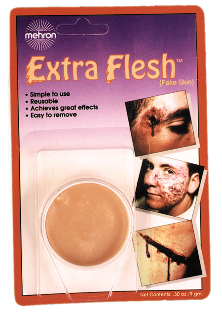 Costumes For All Occasions DD442 Extra Flesh Fake Skin MRRS3353