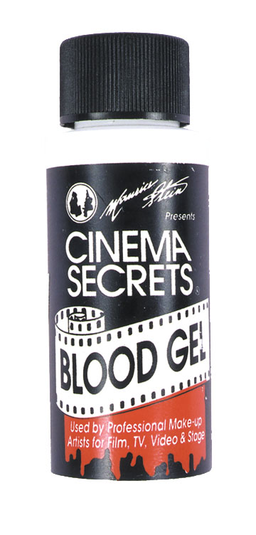 Hollywood Costumes - Costumes For All Occasions DE108 Blood Gel Hollywood 2 Oz