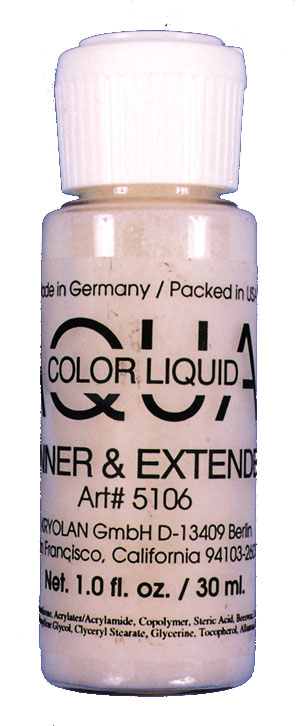 Costumes For All Occasions DE157 Day Glow Mu Thinner Extender