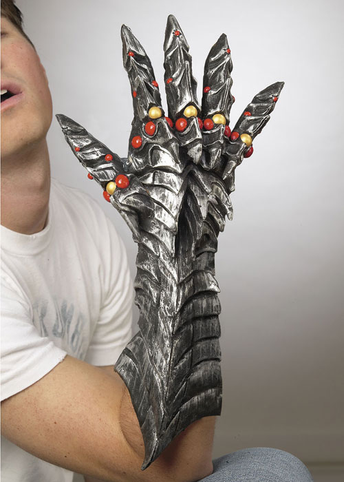 Gauntlet Gloves - Costumes For All Occasions DG14276 Gloves Gauntlet