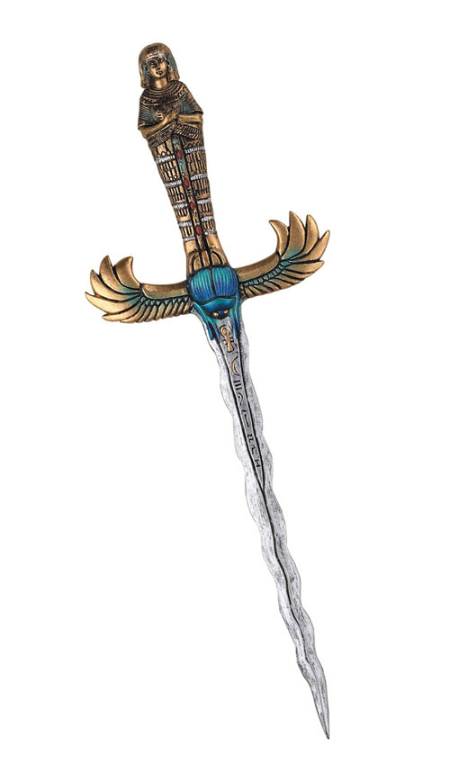 Egyptian Costumes - Costumes For All Occasions DG14439 Egyptian Dagger