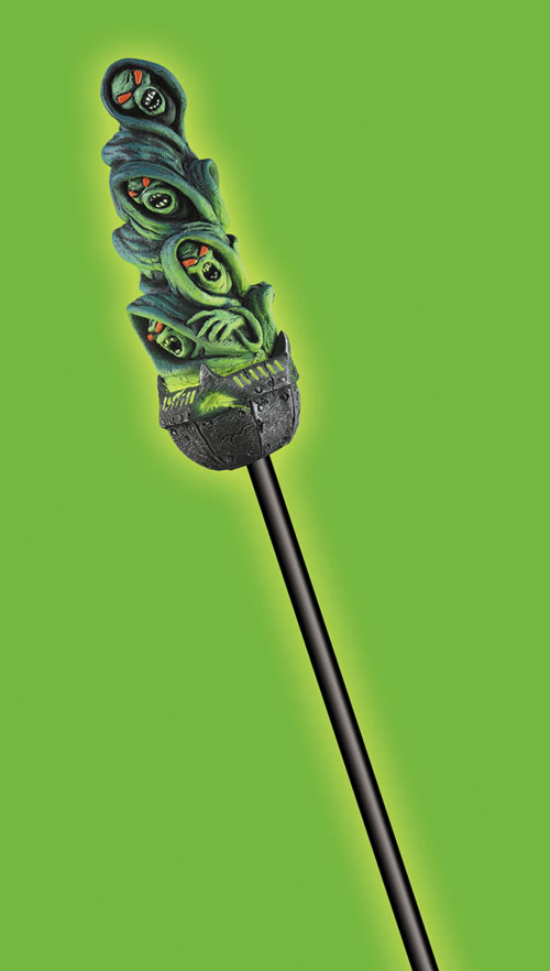 Costumes For All Occasions DG15008 Screaming Souls Staff