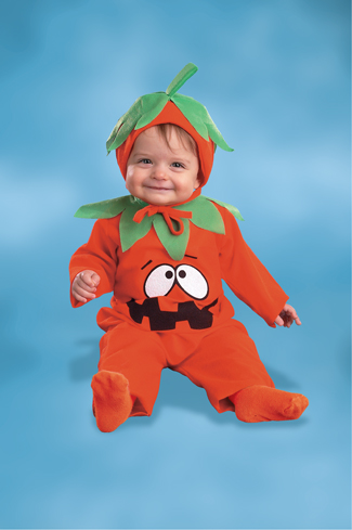 Costumes For All Occasions DG1705W Lil Pumpkin Pie 3 12 Months