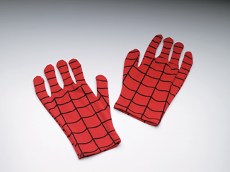 Spiderman Gloves - Costumes For All Occasions DG18051 Spiderman Gloves Child Comic