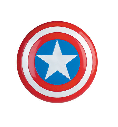 Captain America Costume - Costumes For All Occasions DG18346 Captain America Shield