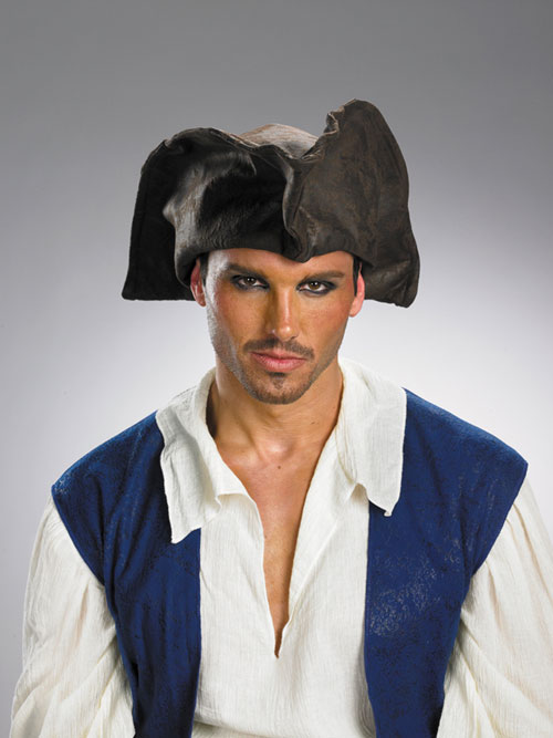 Jack Sparrow Hat - Costumes For All Occasions DG18779 Jack Sparrow Pirate Hat Adult