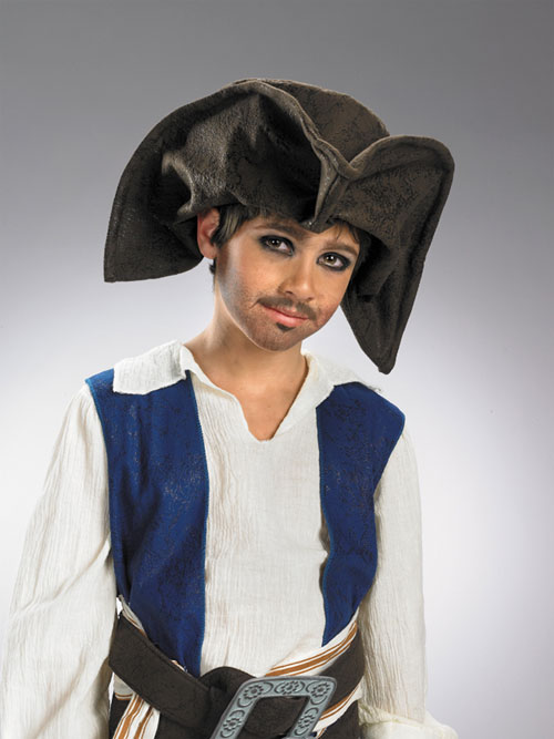 Jack Sparrow Hat - Costumes For All Occasions DG18780 Jack Sparrow Pirate Hat Child