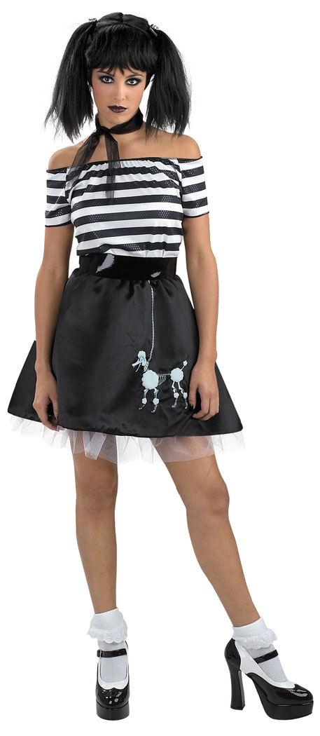 Costumes For All Occasions DG1955T Boodle Bones Teen