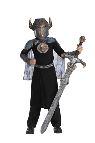 Knight Costume - Costumes For All Occasions DG207L Knight The Sacred Size 4 To 6